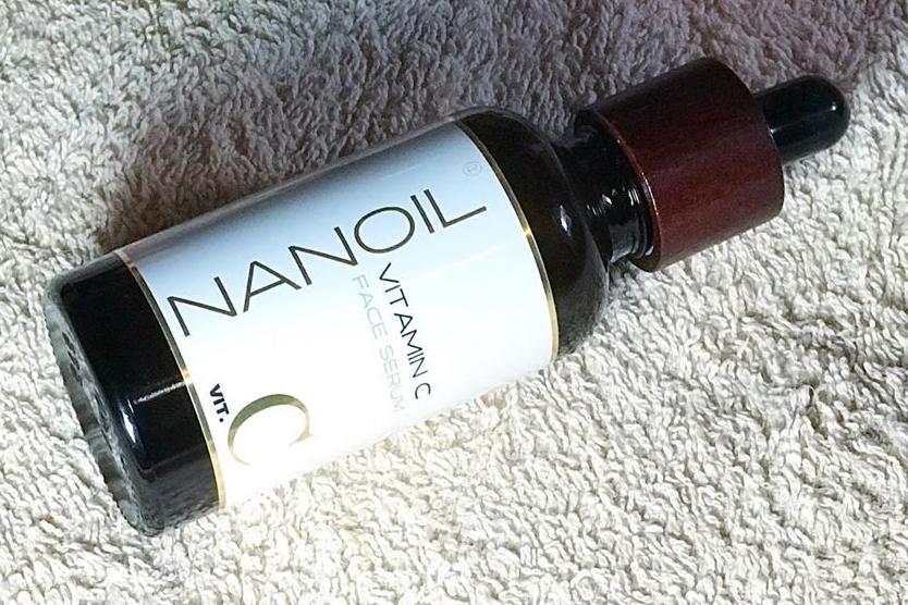 gutes Gesichtsserum mit Vitamin C Nanoil