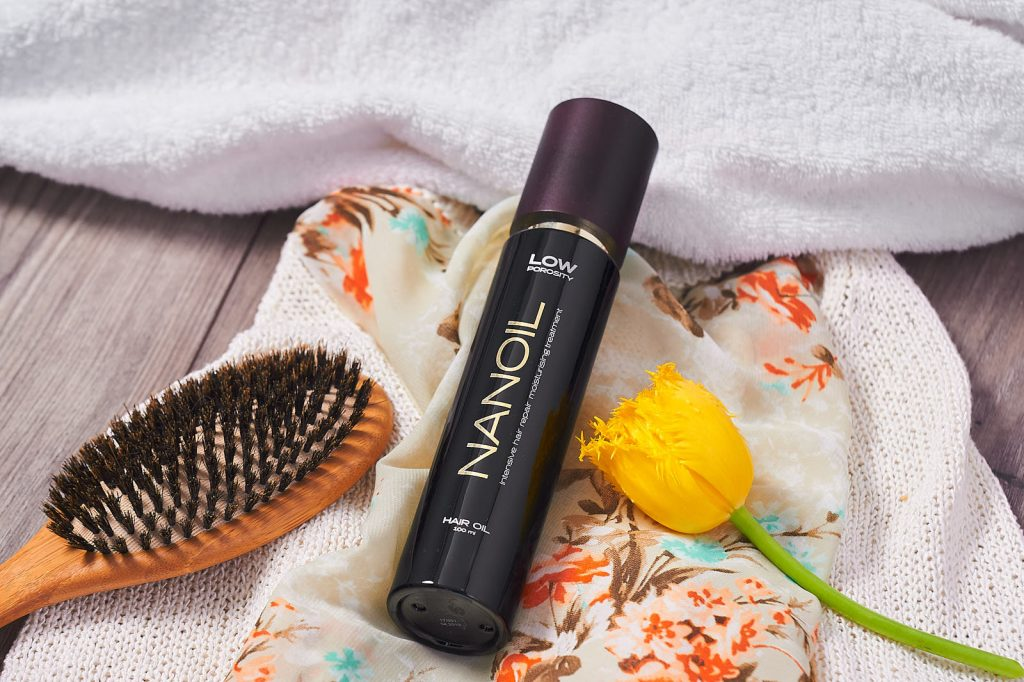das beste Haaröl Nanoil