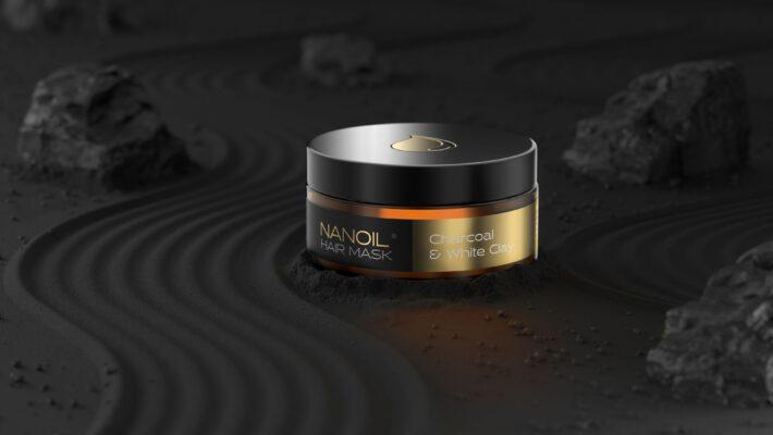 nanoil aktivkohle haarmaske